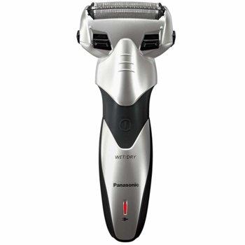 Самобръсначка Panasonic ES-SL33-K503, за мокро или сухо бръснене, безжична, 3 ножчета, дисплей, сребриста image