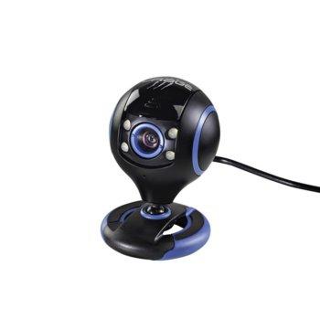 Уеб камера Hama uRage Webcam HD Essential, HD, микрофон, USB, черна image