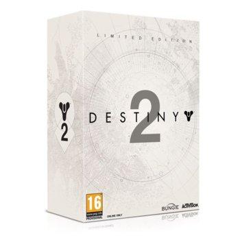 Destiny 2 Collectors Edition product