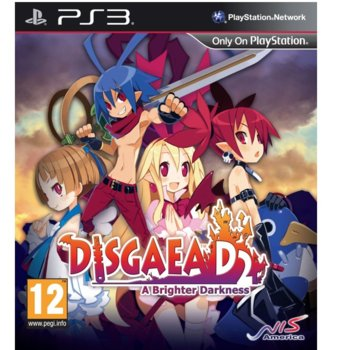 Disgaea D2: A Brighter Darkness product