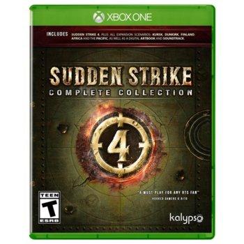 Игра за конзола Sudden Strike 4 Complete Collection, за Xbox One image