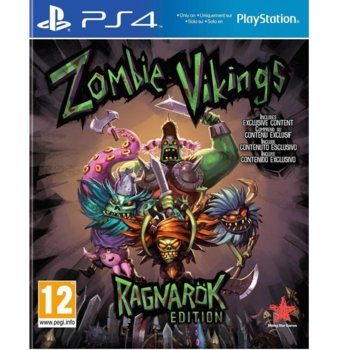 Zombie Vikings: Ragnarok Edition product