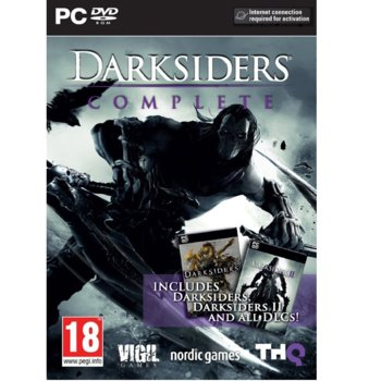 Darksiders Complete Edition product