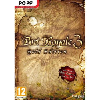 Port Royale 3 Gold Edition, за PC product