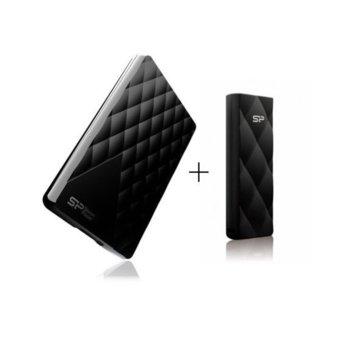 1TB Silicon Power Diamond D06 + 8GB Blaze B20 product