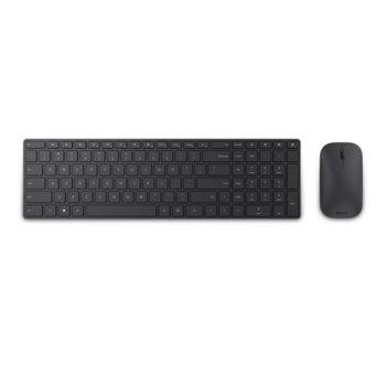 Комплект клавиатура и мишка Microsoft Designer Bluetooth Desktop, безжични, USB, черни image