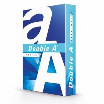 Хартия Double A Everyday 31000, A4, 70 g/m2, 500 листа, бяла image