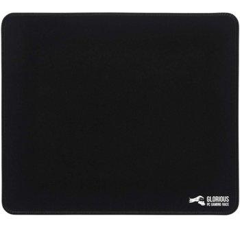 Подложка за мишка Glorious L black, гейминг, черен, 330 x 280 x 2 mm image