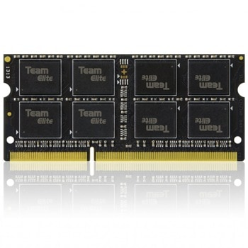 8GB SO DIMM DDR3L 1600MHz Team Group Elite product