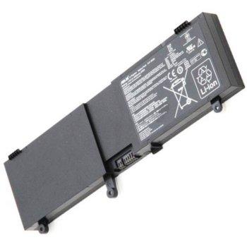 Батерия (оригинална) за лаптоп Asus, съвместима с G550/G550J/G550JK/N550JA/N550JK/N550JV/N550JX/N550LF, 15V, 4000mAh image