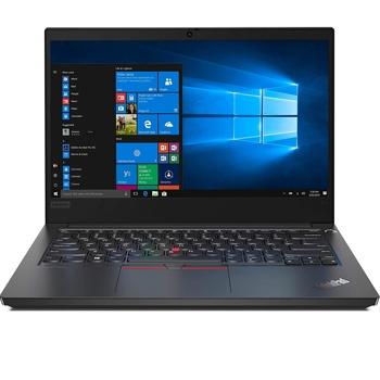 "Лаптоп Lenovo ThinkPad E14 Gen 2 (20T7S1Q000)(черен), шестядрен AMD Ryzen 5 4500U 2.3/4.0GHz, 14.0"" (35.56 cm) Full HD IPS Anti-Glare Display, (HDMI), 8GB DDR4, 256GB SSD, 1x USB 3.1 Type-C, Windows 10 Pro image"