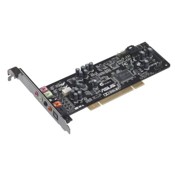 Звукова карта Asus Xonar DG, 5.1, PCI, Digital S/PDIF Out, Dolby® Headphone image