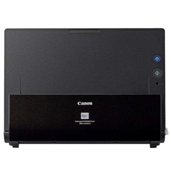 Скенер Canon imageFORMULA DR-C225 II, 600 dpi, двустранно сканиране, USB 2.0 image