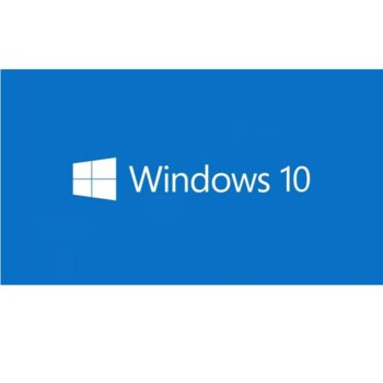 Операционна система Microsoft Windows 10 Home, 64-bit Английски. 1pk DSP OEM, DVD image
