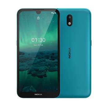 Nokia 1.3 DS CYAN product