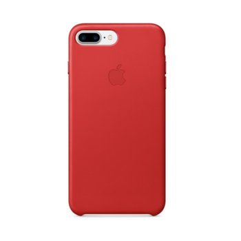 Apple iPhone 7 Plus Leather Case mmyk2zm/a Red product