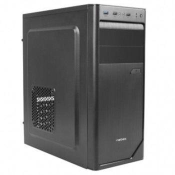 Кутия NATEC Fury Case Bolita NPC-1291, ATX/Micro ATX/Mini ITX, 1 x USB 3.0 / 2x USB 2.0, черна, без захранване image