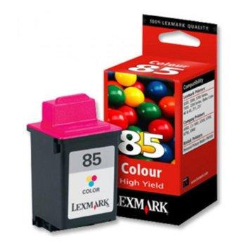 ГЛАВА LEXMARK ColorJetPrinter 3200/5000/5700/7000/7200 - Color high yield - P№ 12A1985E /85/ - заб.: 470p image