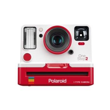 Фотоапарат Polaroid Originals OneStep 2 VF (червен), за моментни снимки, снимки с размер 3.5x4.2ʺ, 106 mm фокусно разстояние, 0,6 м леща  image