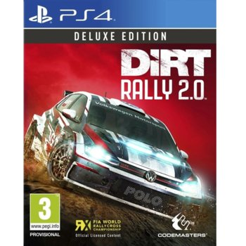 Dirt Rally 2.0 - Deluxe Edition (PS4) product