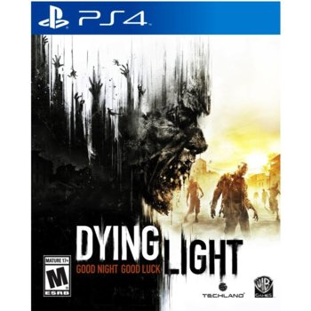 Dying Light Be the Zombie DLC PS4 product