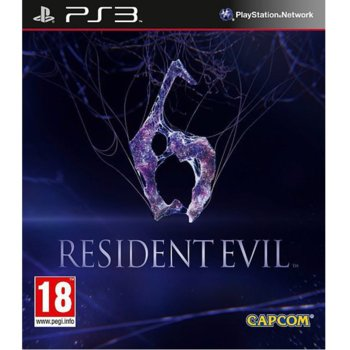 Resident Evil 6 product