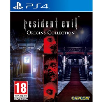 Resident Evil Origins Collection product