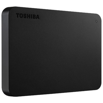 Toshiba Canvio Basics 1TB Black product