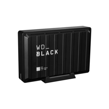 "Твърд диск 8TB, Western Digital D10 Game Drive, външен, 7200 rpm, 3.5"" (8.89 cm), USB 3.2 image"