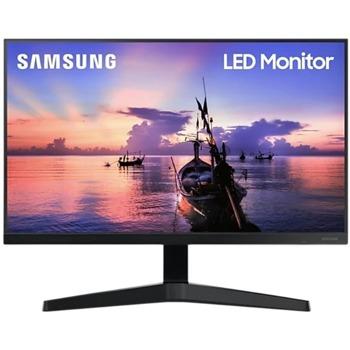 """Монитор Samsung F24T350F (LF24T350FHRXEN), 24"""" (60.96 cm) IPS панел, 75Hz, Full HD, 5ms, 1000:1, 250 cd/m2, HDMI, VGA, Professional,AMD FreeSyn image"""