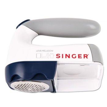 Тример за дрехи Singer BSM 203, oтстранява мъхчета и косъмчета от всички тъкани, 3 позиции на ножчето image