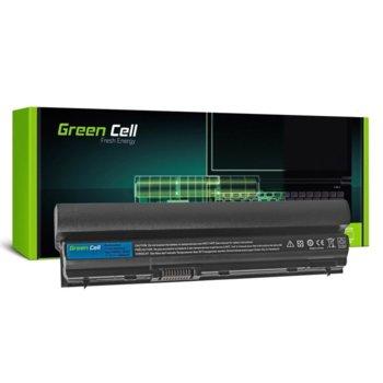 Батерия (заместител) за лаптоп Dell, Latitude E6400/E6500. 6-cell, 11.1V, 4400mAh image