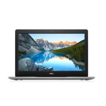 "Лаптоп Dell Inspiron 3593 (5397184312629)(сребрист), четириядрен Ice Lake Intel Core i5-1035G1 1.0/3.6 GHz, 15.6"" (39.62 cm) Full HD Anti-Glare Display & MX230 2GB, (HDMI), 8GB DDR4, 512GB SSD, 1x USB 3.1 Type-C, Linux image"