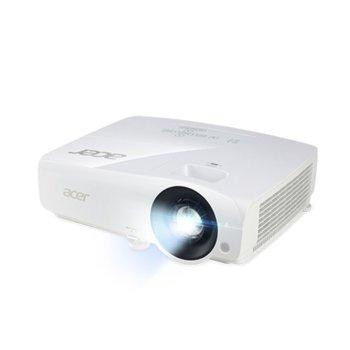 Проектор Acer X1525i, DLP, Full HD (1920x1080), 20 000:1, 4000 lm, 2x HDMI, 2x VGA, 1x S-Video, 2x PC Audio  image