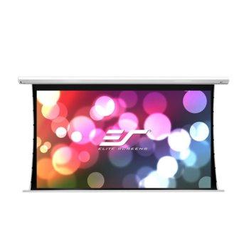 """Екран Elite Screen SKT120XHW-E10 Saker Tension, 2657 x 1496 мм, 120"""" (304.8 cm), 16:9 image"""