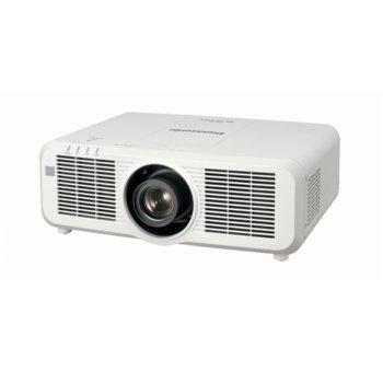 Проектор Panasonic PT-MW730LEJ, 3LCD, WXGA (1280×800), 3 000 000:1, 8000 lm, HDMI, VGA, RJ-45, USB, бял image
