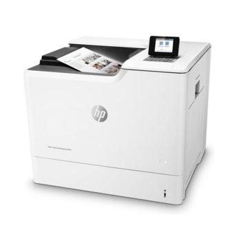 Лазерен принтер HP Color LaserJet Managed E65050dn, цветен, 1200 x 1200 dpi, 47 стр/мин, LAN1000, USB 2.0, A4 image