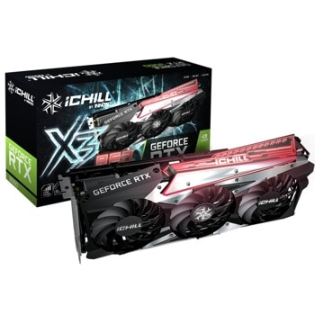 Inno3D GeForce RTX 3060 iChill X3 RED product