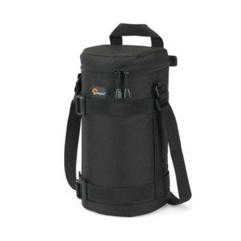 Калъф за обектив Lowepro Lens Case 11 x 26cm , за стандартни обективи близки до 70-200mm f/2.8, черен image