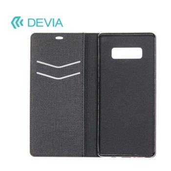 Devia Flax Case за Samsung Galaxy Note 8 черен product