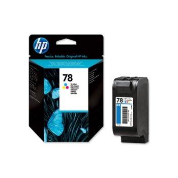 ГЛАВА HP DeskJet 970/PhotoSmart P1000/1100/3810/3820 - Color - P№ C6578DE - заб.: 19ml image