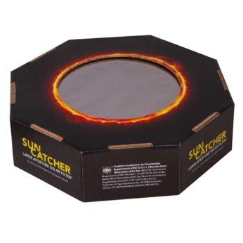Филтър за телескоп Explore Scientific Sun Catcher, соларен филтър, подходящ е за външен диаметър на тръбата на телескопа от 60 до 80 mm, диаметър на диафрагмата 60 mm image