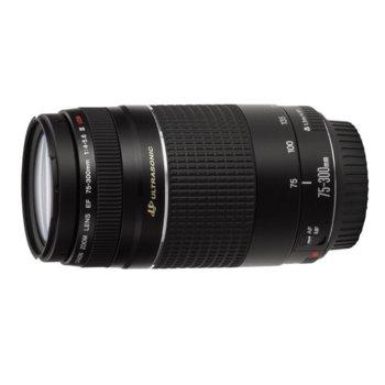 Обектив Canon EF 75-300mm f/4-5.6 III USM, за Canon image