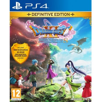 Игра за конзола Dragon Quest XI S: Echoes Of An Elusive Age - Definitive Edition, за PS4 image
