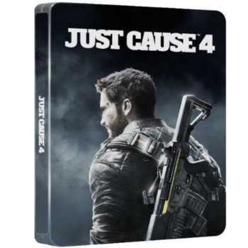 Just Cause 4 - Steelbook Edition (Xbox One) product