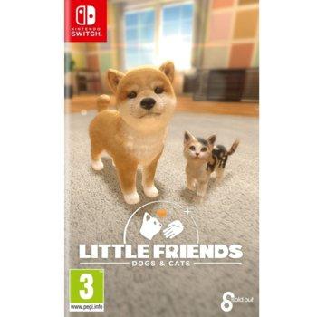 Игра за конзола Little Friends: Dogs & Cats, за Nintendo Switch image