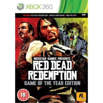 Red Dead Redemption GOTY product