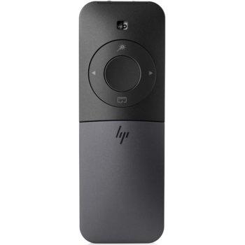 Мишка HP Elite Presenter, безжична, Bluetooth, 1200 DPI, Li-ion 350mAh, 2в1 мишка и презентер, черна image