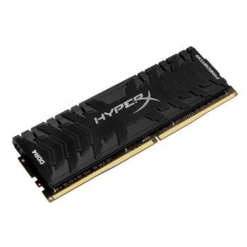 Памет 8GB DDR4 3000MHz, Kingston HyperX Predator, HX430C15PB3/8D, 1.2V image