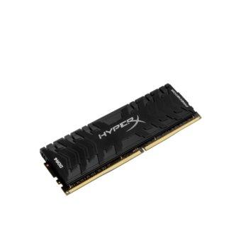 Памет 16GB DDR4 3200MHz, Kingston HyperX Predator HX432C16PB3/16, 1.35V image